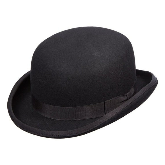 Scala Other - Scala Men's Wool Felt Bowler Hat